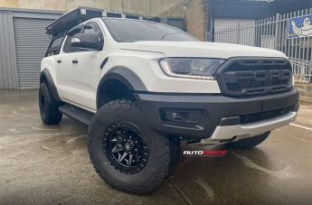 Ford RANGER COVERT MATTE BLACK