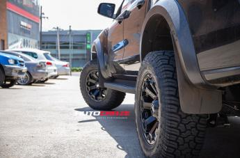 FORD RANGER RAPTOR AMBUSH MATTE BLACK  small