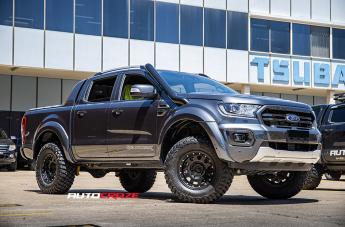 Ford RANGER D-LOCKER BLACK