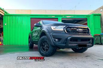 Ford RANGER TECH MATTE BLACK