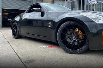 NISSAN 350Z IFG 39 BLACK  small