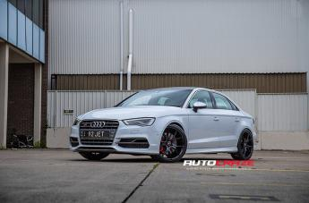 Audi S3 (2003 ONWARDS) IFG20 GLOSS BLACK