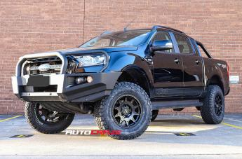 Ford RANGER INVADER MATTE BLACK