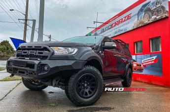 Ford RANGER VECTOR MATTE BLACK