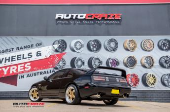 NISSAN 300ZX RS1 GOLD MACHINED LIP 1516772082   Car gallery - Auto Craze