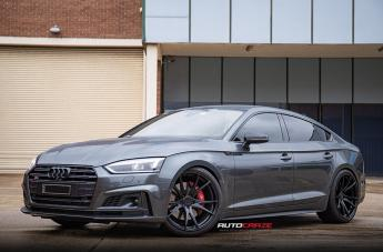 Audi S5 SF06 SATIN BLACK