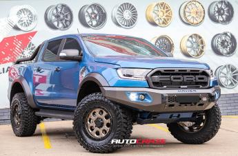 Ford RANGER RAPTOR ATX AX201 BRONZE WITH BLACK LIP