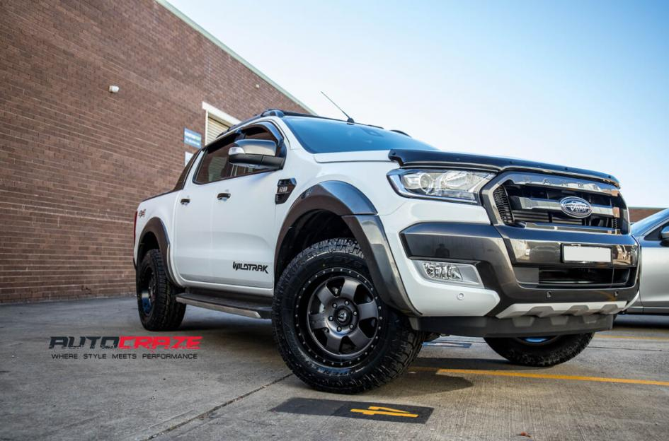 Ford Ranger Fuel Podium Wheels Toyo Tyres Front Close Shot Gallery April Large