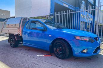 Ford FALCON TERRA SATIN BLACK