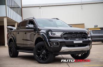 Ford RANGER VAPOR MATTE BLACK