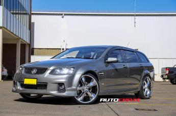 Holden COMMODORE VE WAGON LEGEND CHROME