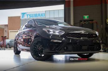 Kia CERATO ZR1 GLOSS BLACK