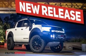 Ford RANGER MO962 GLOSS BLACK