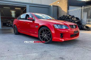 Holden COMMODORE VE SS ABL19 SATIN BRONZE