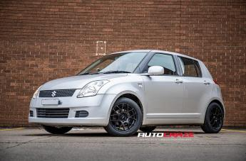 Suzuki SWIFT RELOAD SATIN BLACK