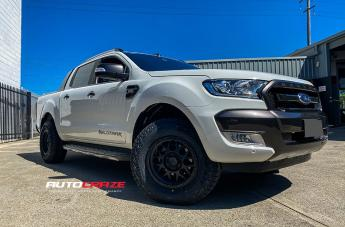 Ford RANGER GRENADE OR MATTE BLACK
