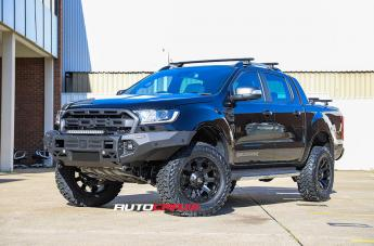 Ford RANGER AMBUSH MATTE BLACK