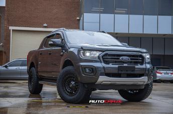 Ford RANGER ZOMBIE SATIN BLACK
