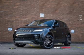 Land Rover RANGE ROVER IFG34 GUNMETAL MACHINED FACE