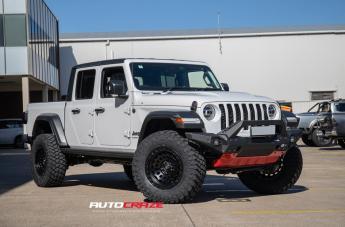 Jeep GLADIATOR ZEPHYR MATTE BLACK
