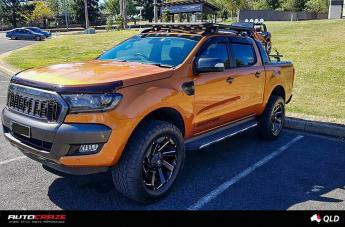 old small ford ranger