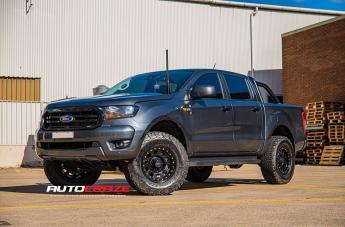 Ford RANGER D-LOCKER BLACK