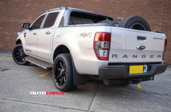 FORD RANGER BLADE  OR GLOSS BLACK MILLED  small