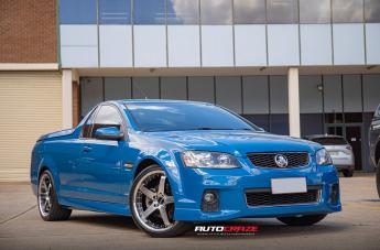 Holden COMMODORE DETROIT MACHINED FACE & LIP