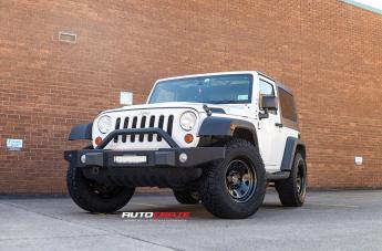 Jeep WRANGLER TERRA SATIN BLACK
