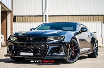 Chevrolet Camaro SF11 SATIN BLACK