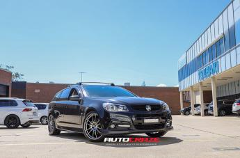 Holden COMMODORE GTC01 HYPERBLACK