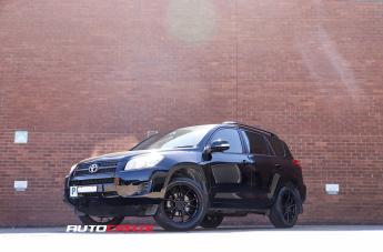 Toyota RAV4 VENOM GLOSS BLACK