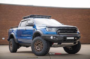 Ford RANGER RAPTOR CINCO BRONZE BLACK BOLTS