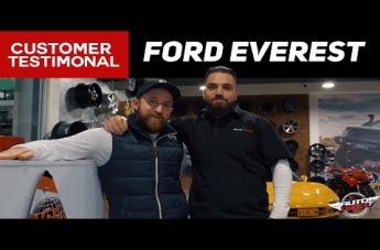 Ford EVEREST SIX MATTE BRONZE