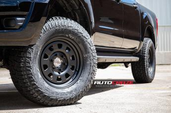 FORD RANGER D HOLE BLACK  small