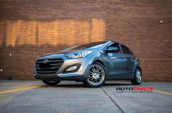 HYUNDAI I30 HE845 CHROME  small