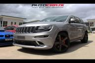 Jeep GRAND CHEROKEE MILAN BLACK & MACHINED WITH DOUBLE DARK TINT