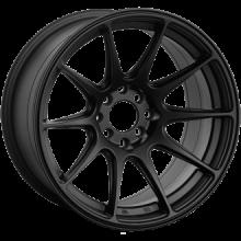 XXR XXR 527 FLAT BLACK