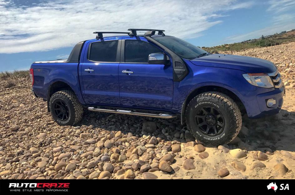 Ford RANGER T05 SATIN BLACK