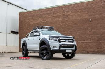 Ford RANGER BROOKLYN MATTE BLACK