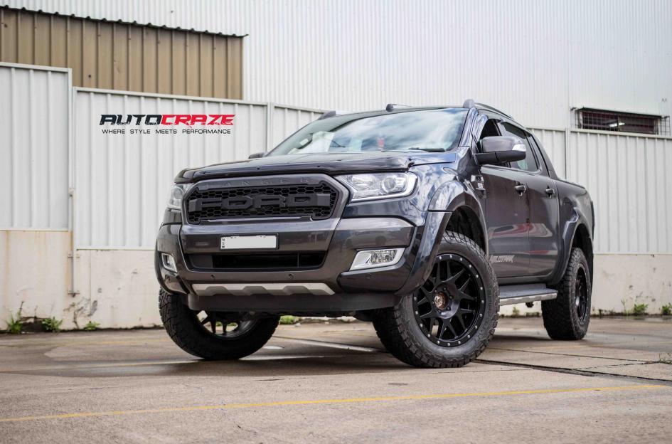 Ford RANGER BULLY XD SATIN BLACK