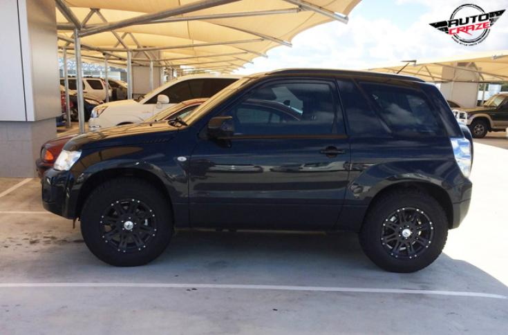 Tyres For Suzuki Grand Vitara Australia