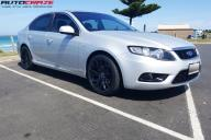 FORD FALCON FG OX111 GLOSS BLACK small