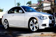BMW 3 SERIES SAVOY HYPER SILVER OR CHROME INSERTS  small